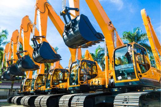 Top 5 Benefits of Renting Heavy Equipment