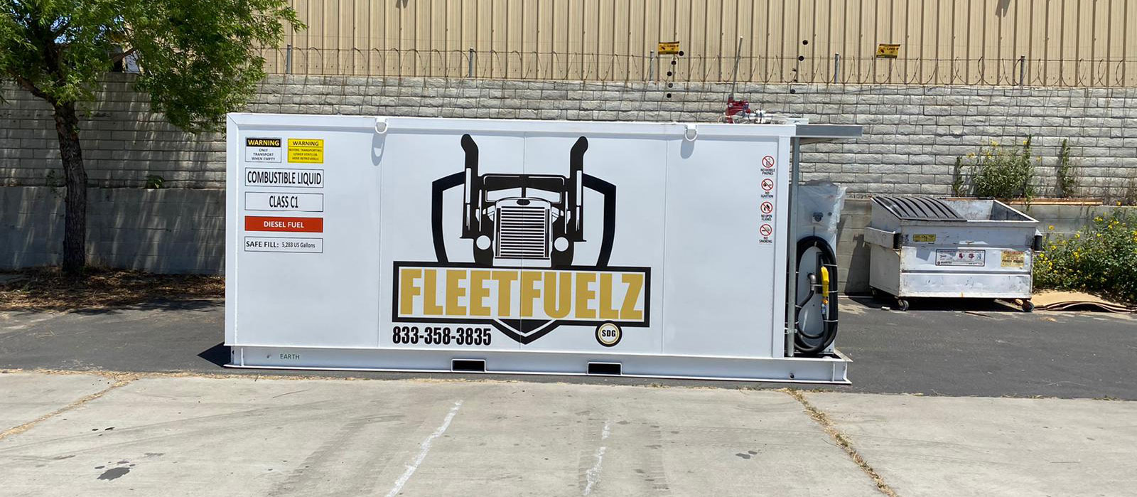 FleetFuelz Is Proud To Announce Free Portable Stations!